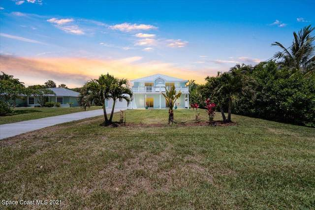 6810 S Hwy A1a, Melbourne Beach, FL 32951 (MLS #907622) :: Engel & Voelkers Melbourne Central