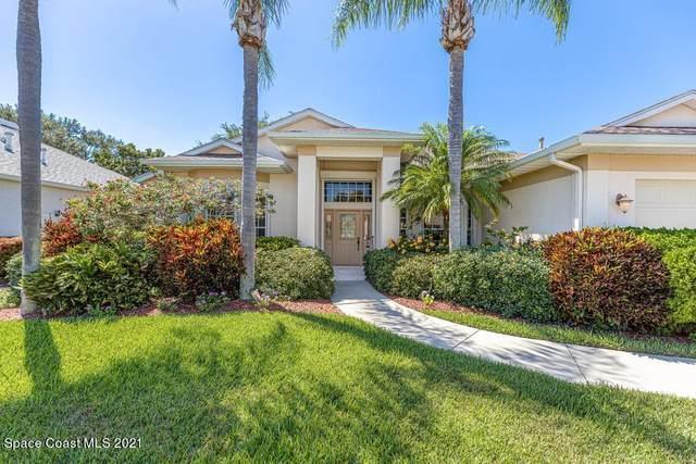 956 Somerset Lane, Melbourne, FL 32940 (MLS #907640) :: Blue Marlin Real Estate