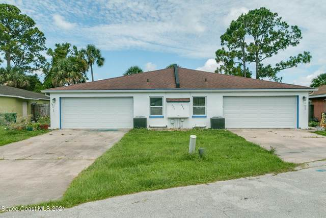 328/330 Sun Dial Court, Cocoa, FL 32926 (MLS #907641) :: Engel & Voelkers Melbourne Central