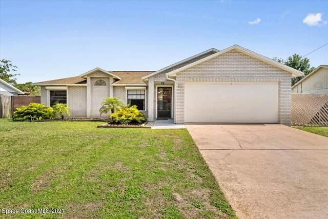 3230 Teal Street, Titusville, FL 32796 (MLS #907654) :: Premium Properties Real Estate Services