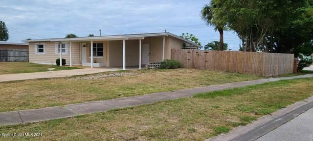 1380 Fiddler Avenue, Merritt Island, FL 32952 (MLS #907656) :: Engel & Voelkers Melbourne Central