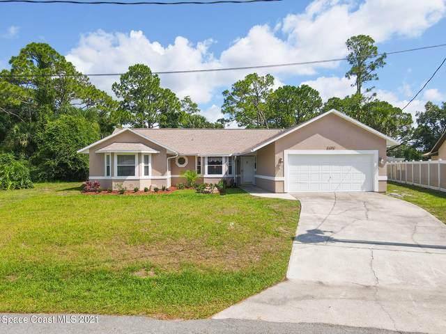 5390 Fruitport Street, Cocoa, FL 32927 (MLS #907670) :: Premium Properties Real Estate Services