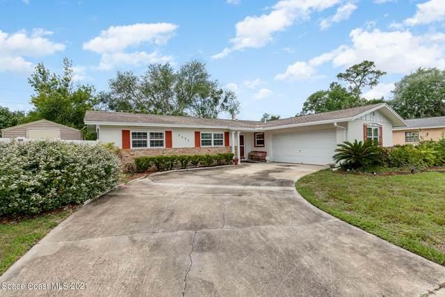2845 Dutton Drive, Titusville, FL 32796 (MLS #907690) :: Blue Marlin Real Estate