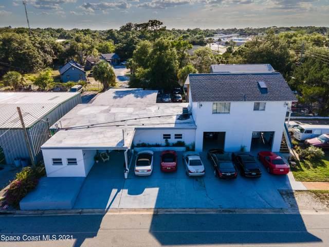 108 Fisher Avenue, Titusville, FL 32796 (MLS #907719) :: Engel & Voelkers Melbourne Central