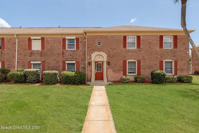 125 E Colonial Court A, Indian Harbour Beach, FL 32937 (#907725) :: The Reynolds Team | Compass