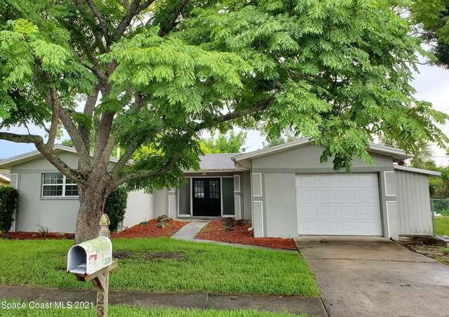 2395 Heritage Drive, Titusville, FL 32780 (MLS #907761) :: Engel & Voelkers Melbourne Central