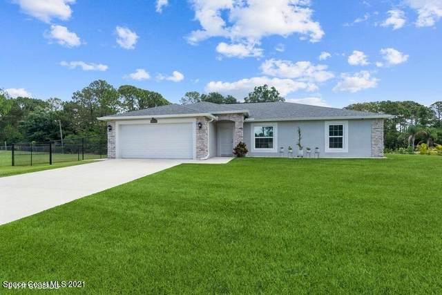 987 Raleigh Road SE, Palm Bay, FL 32909 (MLS #907766) :: Armel Real Estate