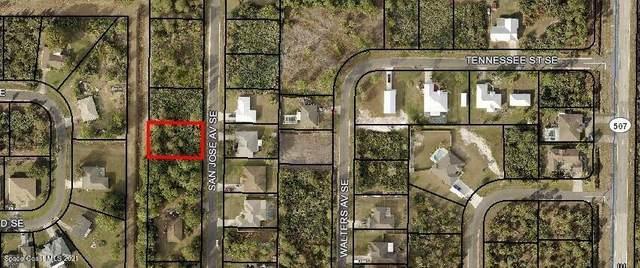 3250 San Jose Avenue SE, Palm Bay, FL 32909 (MLS #907769) :: Engel & Voelkers Melbourne Central