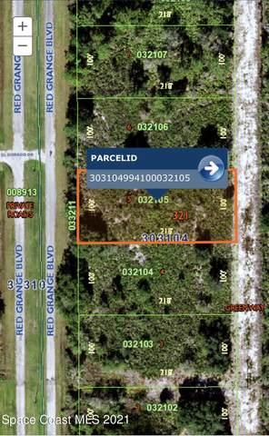 0 Red Grange Boulevard Lot 05, Indian Lake Estates, FL 33855 (MLS #907771) :: Engel & Voelkers Melbourne Central