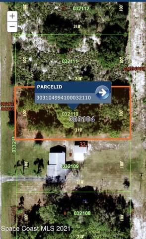0 Red Grange Boulevard Lot 10, Indian Lake Estates, FL 33855 (MLS #907772) :: Engel & Voelkers Melbourne Central