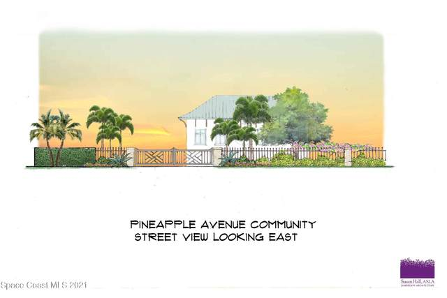 3x Pineapple Avenue, Melbourne, FL 32935 (MLS #907795) :: Engel & Voelkers Melbourne Central