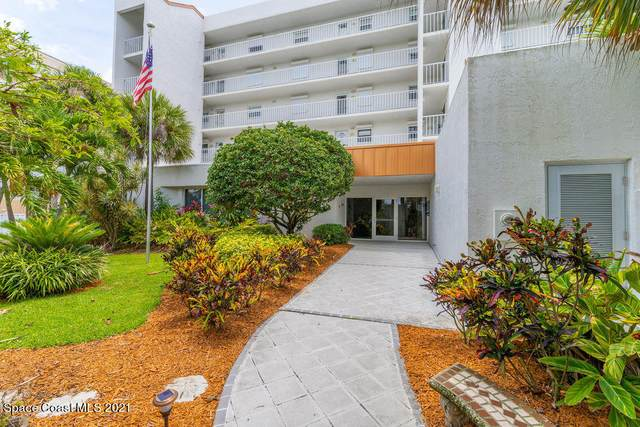 1555 N Highway A1a #101, Indialantic, FL 32903 (MLS #907810) :: Blue Marlin Real Estate