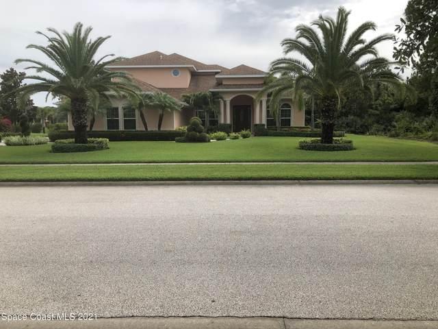 2043 Windbrook Drive, Palm Bay, FL 32909 (MLS #907818) :: Armel Real Estate