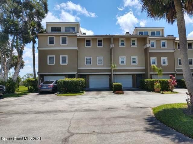 5071 Riveredge Drive #10, Titusville, FL 32780 (MLS #907824) :: Premium Properties Real Estate Services
