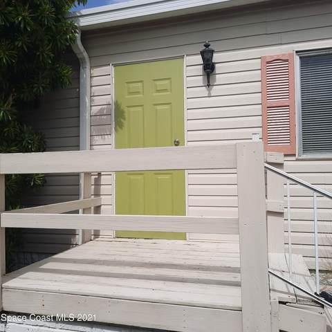 525 Seagull Drive, Sebastian, FL 32976 (MLS #907840) :: Engel & Voelkers Melbourne Central