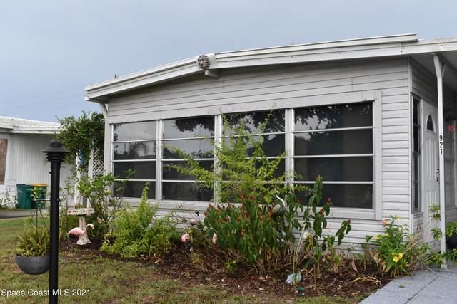 921 Laurel Circle, Sebastian, FL 32976 (MLS #907841) :: Engel & Voelkers Melbourne Central