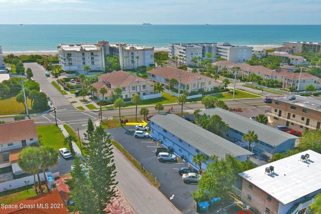 7165 Ridgewood Avenue #5, Cape Canaveral, FL 32920 (MLS #907849) :: Engel & Voelkers Melbourne Central