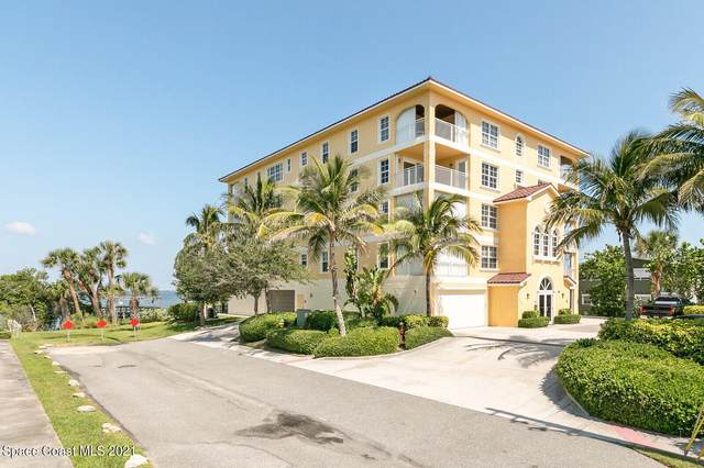 211 24th Street #302, Cocoa Beach, FL 32931 (MLS #907874) :: Engel & Voelkers Melbourne Central