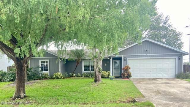 967 Lamplighter Drive NW, Palm Bay, FL 32907 (MLS #907893) :: Armel Real Estate