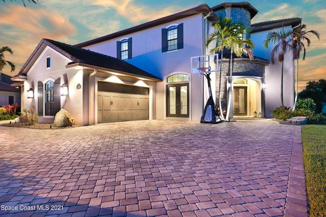 3408 Imperata Drive, Rockledge, FL 32955 (MLS #907901) :: Premium Properties Real Estate Services