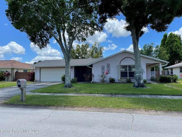 963 Bayberry Lane, Rockledge, FL 32955 (MLS #907907) :: Blue Marlin Real Estate