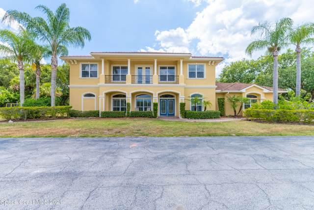 5474 Riveredge Drive, Titusville, FL 32780 (MLS #907927) :: Keller Williams Realty Brevard