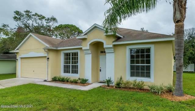831 Hawaii Avenue NW, Palm Bay, FL 32907 (MLS #907938) :: Armel Real Estate