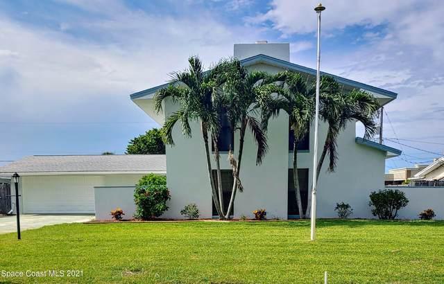 220 Lee Avenue, Satellite Beach, FL 32937 (MLS #907940) :: Engel & Voelkers Melbourne Central