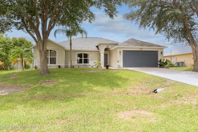 1563 Dozier Circle SE, Palm Bay, FL 32909 (MLS #907944) :: Engel & Voelkers Melbourne Central