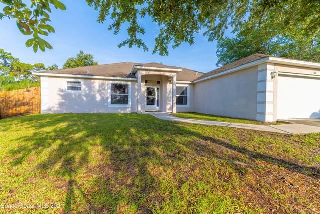 466 El Dorado Avenue SE, Palm Bay, FL 32909 (MLS #907949) :: Armel Real Estate