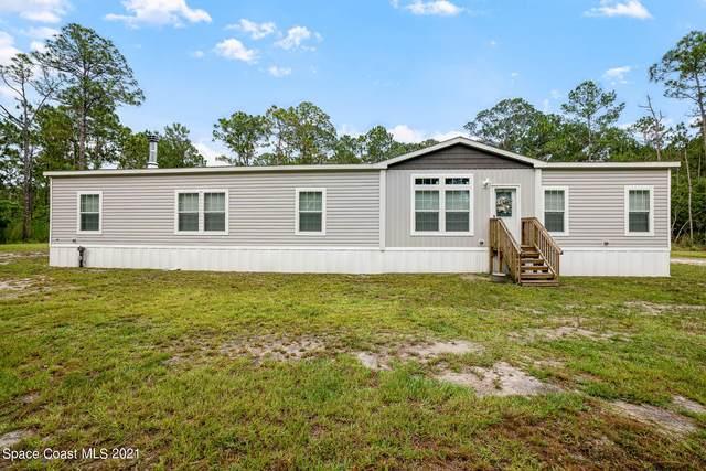 1291 Snapping Turtle Road, Mims, FL 32754 (MLS #907952) :: Keller Williams Realty Brevard