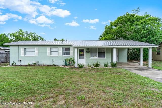 2285 Dolphin Road, Titusville, FL 32780 (MLS #907974) :: Keller Williams Realty Brevard