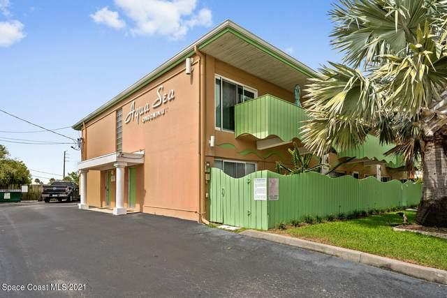 801 S Brevard Avenue K, Cocoa Beach, FL 32931 (MLS #907983) :: Premium Properties Real Estate Services