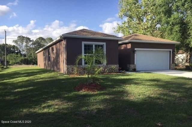 581 Cardinal Street SE, Palm Bay, FL 32909 (MLS #908000) :: Armel Real Estate