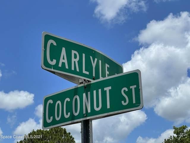 701 Carlyle Avenue SE, Palm Bay, FL 32909 (MLS #908031) :: Engel & Voelkers Melbourne Central