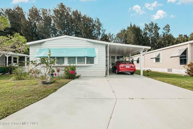 491 Papaya Circle, Sebastian, FL 32976 (MLS #908046) :: Engel & Voelkers Melbourne Central