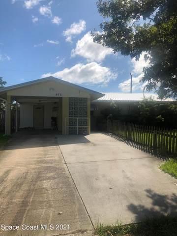 975 Alford Street, Titusville, FL 32796 (MLS #908052) :: Engel & Voelkers Melbourne Central