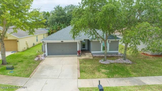 3967 Four Lakes Drive, Melbourne, FL 32940 (MLS #908057) :: Blue Marlin Real Estate