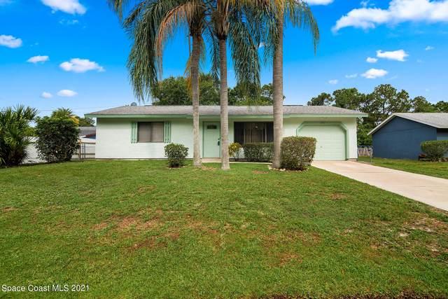 1186 Yakutat Avenue SE, Palm Bay, FL 32909 (MLS #908066) :: Premium Properties Real Estate Services
