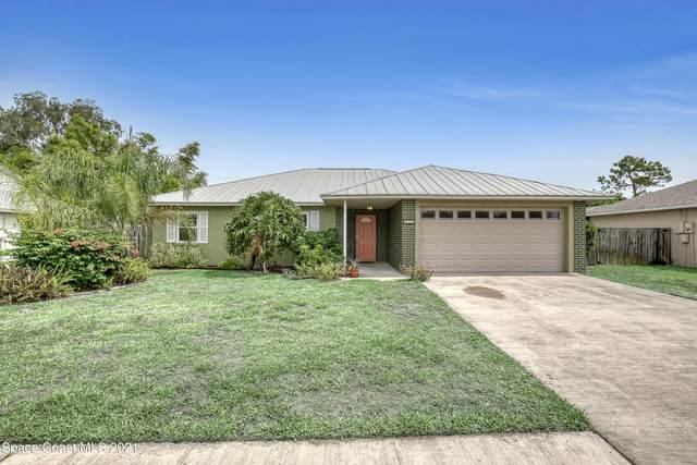 660 Oak Park Circle, Merritt Island, FL 32953 (MLS #908068) :: Engel & Voelkers Melbourne Central