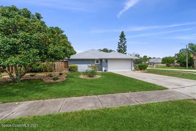 811 Topaz Drive, Rockledge, FL 32955 (MLS #908073) :: Engel & Voelkers Melbourne Central