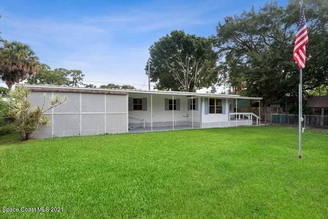 1920 Missileview Avenue, Merritt Island, FL 32952 (MLS #908085) :: Engel & Voelkers Melbourne Central