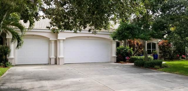 350 Ocean Oaks Drive, Indialantic, FL 32903 (MLS #908086) :: Engel & Voelkers Melbourne Central