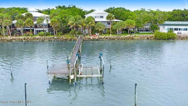 830 S Banana River Drive, Merritt Island, FL 32952 (MLS #908094) :: Engel & Voelkers Melbourne Central