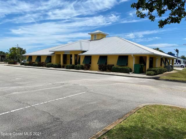600 Jackson Court, Satellite Beach, FL 32937 (MLS #908102) :: Engel & Voelkers Melbourne Central