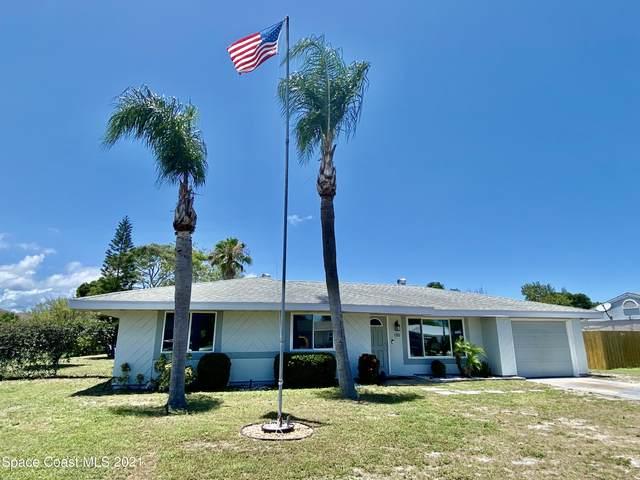 1320 Mariposa Drive NE, Palm Bay, FL 32905 (MLS #908120) :: Blue Marlin Real Estate