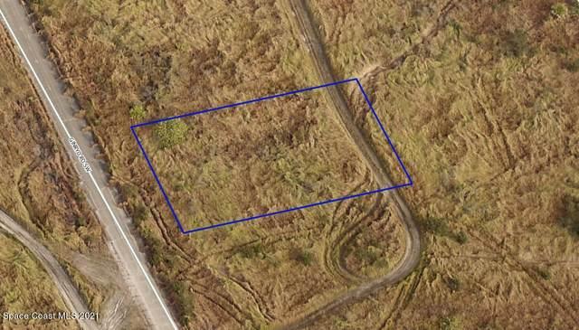 2833 Ginryo Road SW, Palm Bay, FL 32908 (MLS #908122) :: Blue Marlin Real Estate