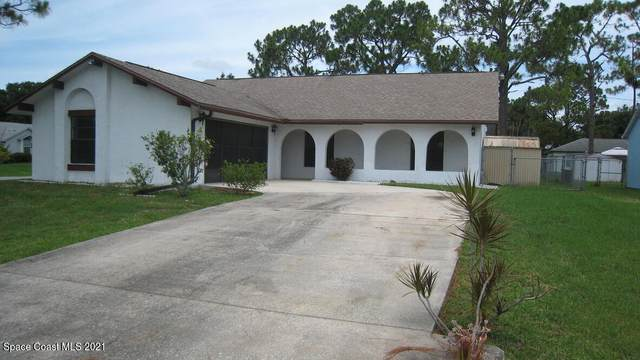 1099 Buford Street NW, Palm Bay, FL 32907 (MLS #908128) :: Armel Real Estate