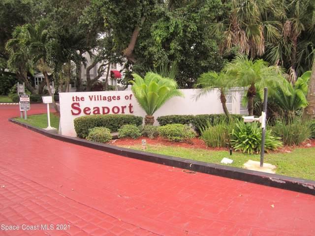 510 Beach Park Lane V214, Cape Canaveral, FL 32920 (MLS #908148) :: Engel & Voelkers Melbourne Central