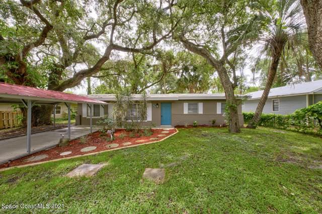 2510 Palmetto Drive, Cocoa, FL 32926 (MLS #908164) :: Blue Marlin Real Estate